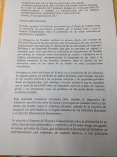 UN Statement - Ecuador. Page 1