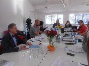 Meeting in Copenhagen 2