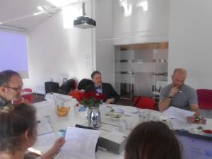 Meeting in Copenhagen 3