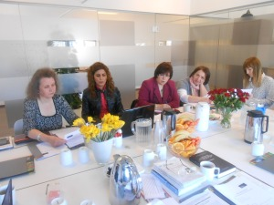 Meeting in Copenhagen